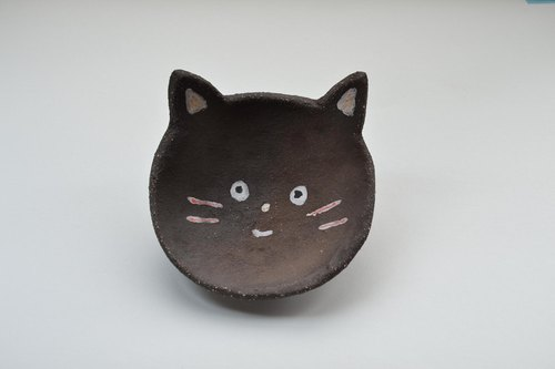 Black cat bowl · black bear bowl