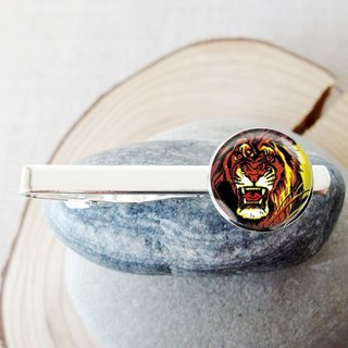 Lion King - Tie Clip / Tie / Boy Accessories Gift [Special U Design]