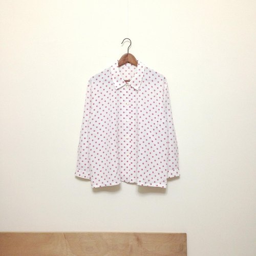 Priceless knew │ │ Shuiyu point vintage shirt VINTAGE / MOD'S