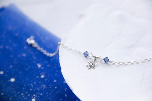 Moonlight stars / winter --925 silver bracelets