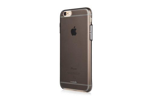innerexile glacier covering the whole self-healing iPhone6 ​​/ 6S protective shell black fog