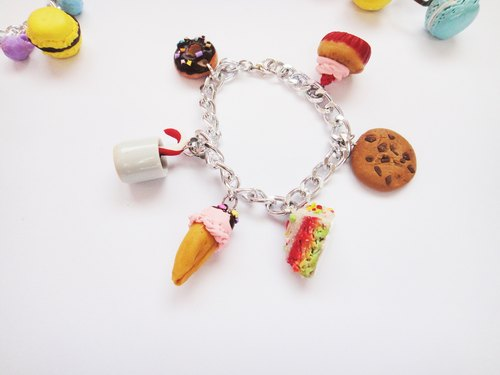 Snacks! Snacks! Lovely Bracelet