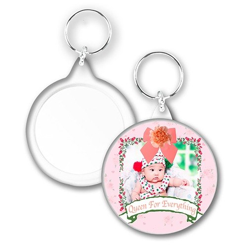 Best Blessing - mirror key ring (Pink) AZ3-MODY2