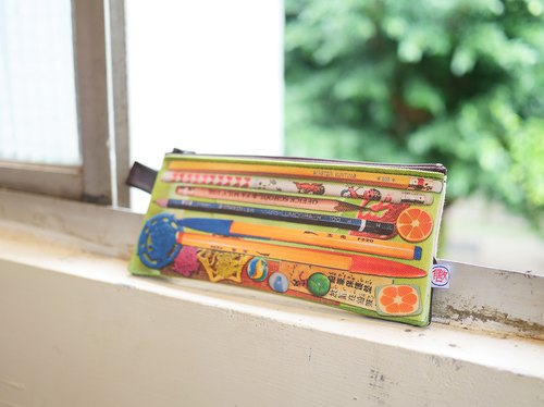 Pencil bag / treasure box (color)