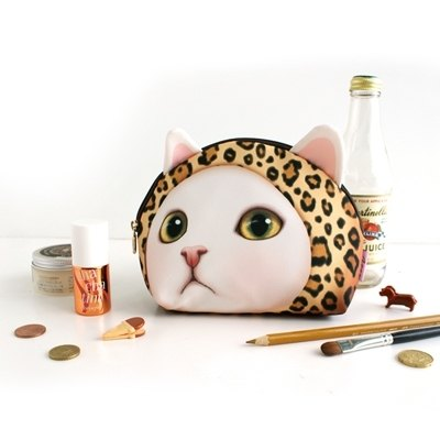 JETOY, Choo choo sweet cat doll Cosmetic _Reopard (J1309103)