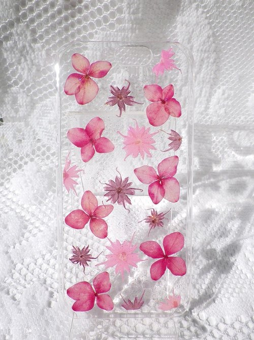 Anny's workshop hand-made Yahua phone protective shell for HTC ONE A9, charm powder