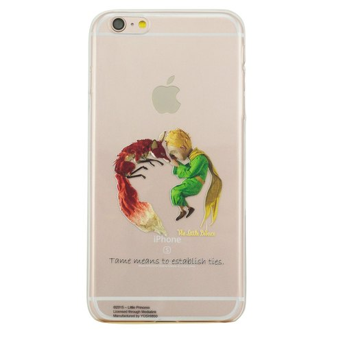 Little Prince Movie Edition Authorized Series - [love link] -TPU phone case <iPhone/Samsung/HTC/LG/Sony/小米/OPPO> AD02