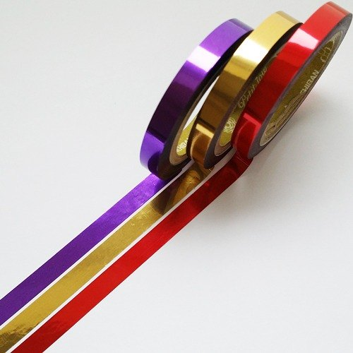 NICHIBAN Petit Joie Metallic Tape (Magic (PJMY-04))