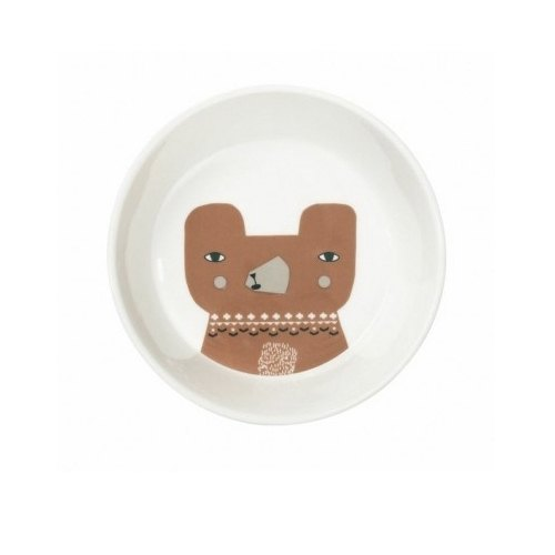 Baby Bear bone bowl | Donna Wilson