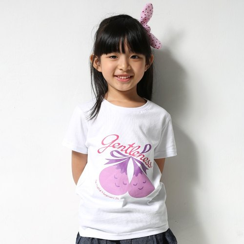 Nine fruit Kids Tee - Gentleness Fruit