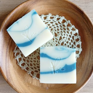 Pure Pure Handmade Soap - Sky Squeezing Soap (Relieving Uneasy Feelings)