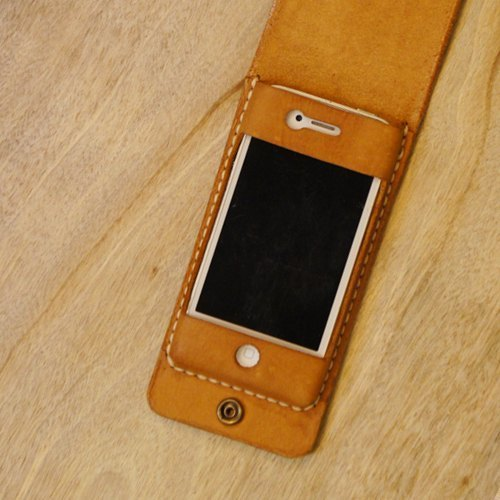 Little things: the primary hand-stitched leather} Phone Protection Case for vlisfl *