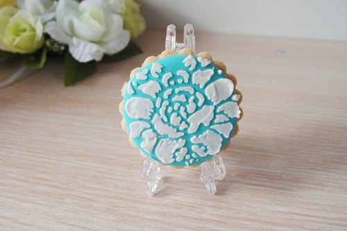[11] wedding series of small things Baroque style hand-made sugar cookie, exploration Room ceremony, sisters ceremony (10 in)