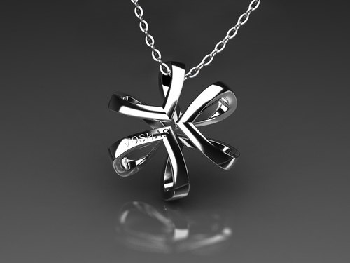 【Infinity 】316L Stainless Steel necklace ( M )