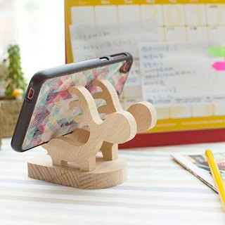 [Customized Gift] Elk / iPhone Android Customized Mobile Phone Holder