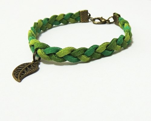 Summer to come and walk hand-woven bracelet