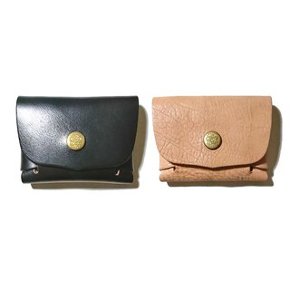 Leather Card Case - Leather Card Holder