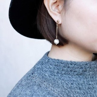 Piercing and earrings dritto [type: B]