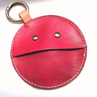 Elf buckle Purse (pink) Pacman Coin Holder
