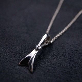 Direction series [direction clavicle chain group] (925 sterling silver / arrow / girl necklace)