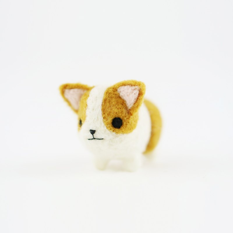 booty pop corgi dog magnet