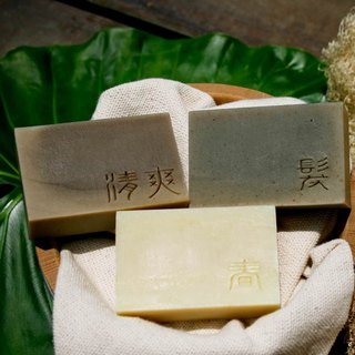 【Monga soap gift box】 spring soap + fresh soap + hair soap - gifts / gifts / gifts / hand soap gift box / Year gift box
