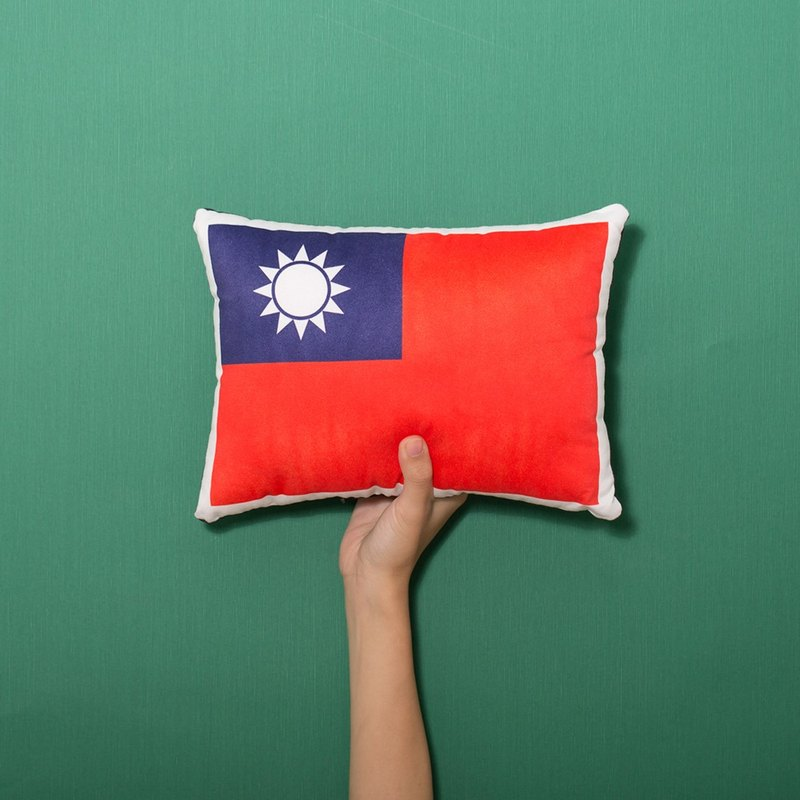 Fun Print Different Countries Flags Pillows (customize)