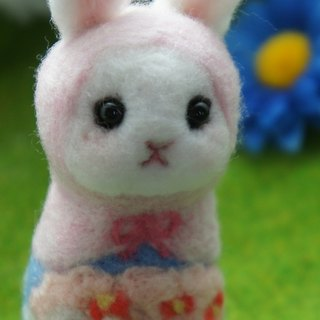 Wool Felt Cloud Lamb Russian Doll Custom