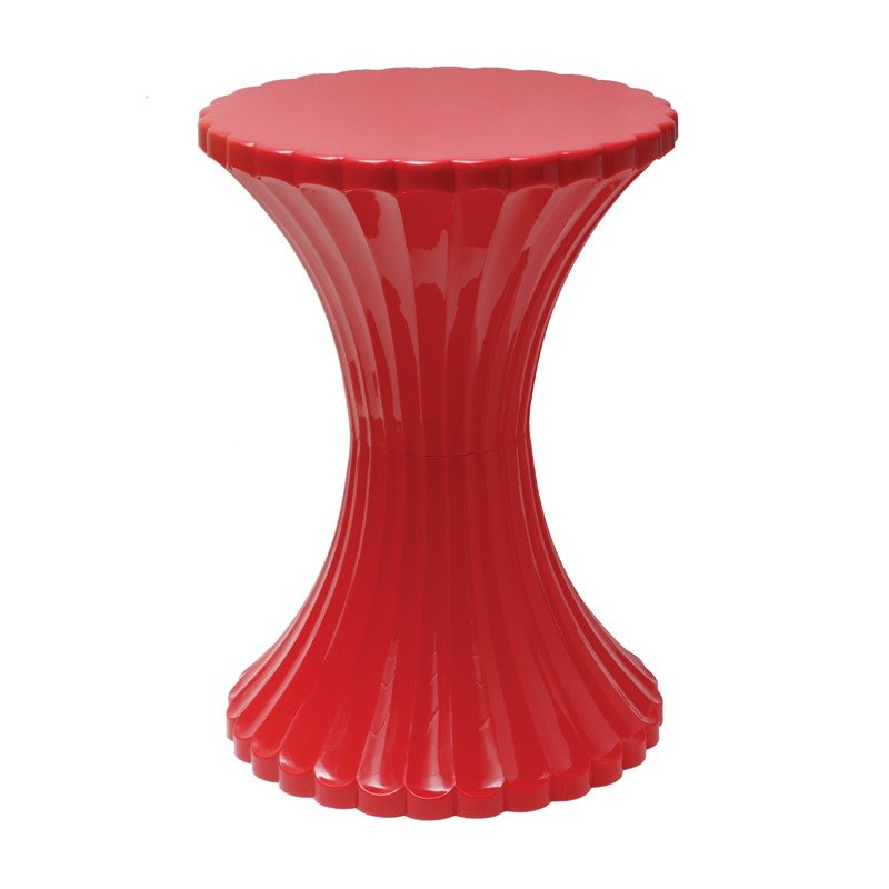 Talk about fruit ice room stool / red Stool