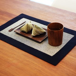 {String} placemats handmade utensils • Living linen placemats Japanese style placemats