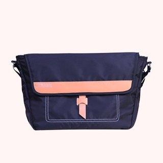 DYDASH x messenger&tote bag(Black)