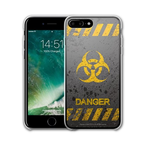 AppleWork iPhone 6 / 6S / 7/8 Plus Original Design Case - Radiation PSIP-202