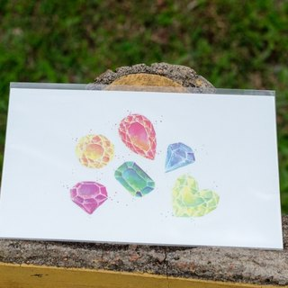 Dottinghill Tattoo Stickers / Magic Gemstones
