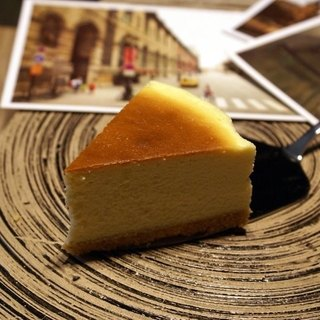 [. Cheese & Chocolate] Contract - American heavy classic cheesecake flavor / 8 ""