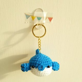 [Knitting] Marine Biology ~ large collection of marine organisms toot mouth -NO.1 Whale Whale