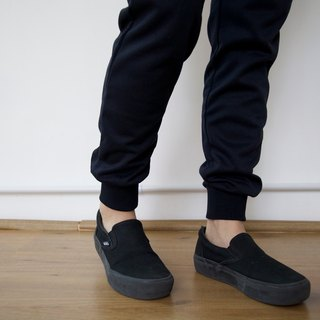 Skinny Sweat Jogger Pants in Grey/Black/Navy/Cotton