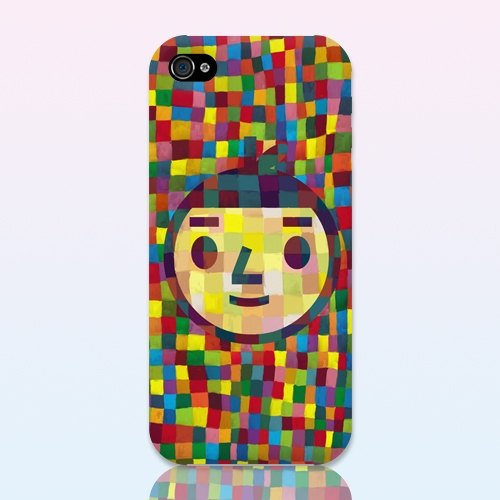 Klee BoyFriend iPhone5/iPhone 5s  光沢素材ハードケース
