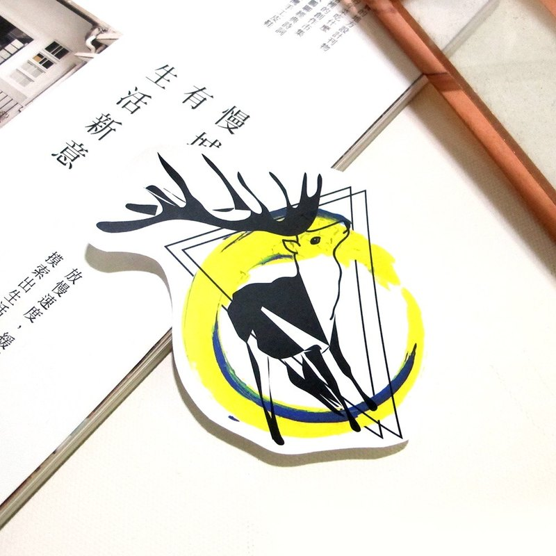Elk stickers