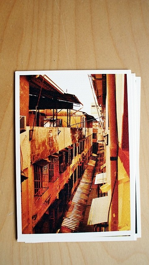 OldNew Lady- photography postcard] [Fang Huoxiang M4
