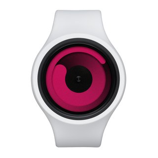 Cosmic gravity + watches GRAVITY PLUS + (white / pink, Snow / Magenta)