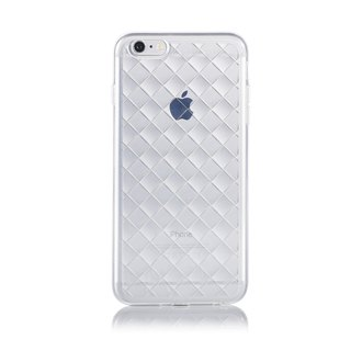 iPhone6 ​​Plus / Mobile Shell / Softshell / Gift / Weave / Transparent / knit