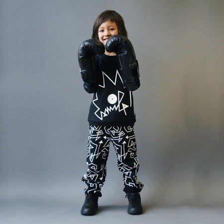 2014 秋冬 Loud apparel 幾何線條休閒褲
