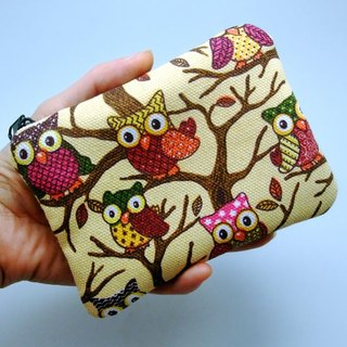 Zipper pouch / coin purse (padded) (ZS-41)