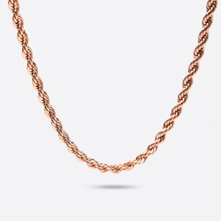 GOOTS / 7MM Twisted-Chain Necklace 7MM twist chain necklace