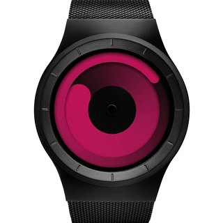 Cosmic gravity watches MERCURY (Black / Pink, Black / Magenta)
