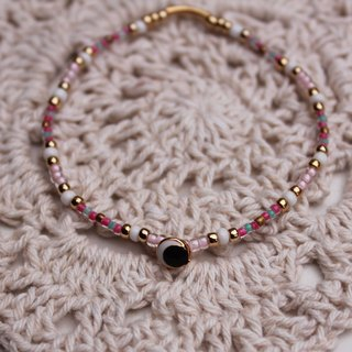 ◆hippie◆ Tibet│Little Eye Ethnic Style Beaded Bracelet