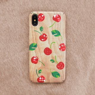 Cherry iPhone case