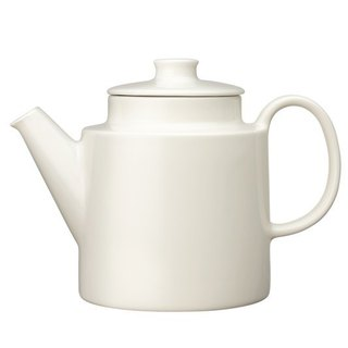 Northern Europe and Finland iittala Teema white white teapot 1.0L