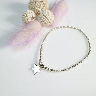 [ColorDay] Little Star 925 Sterling Silver Bracelet