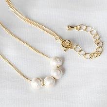 ba2e96f558690 Cotton Pearl Necklace [Single Pearl cotton pearl necklace design -8 ...